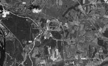 пейнтбол площадка Мертвый Город. Карта